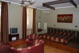 Фото номер Люкс - мини-отель Аркале, Евпатория