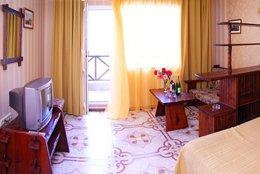 Фото номер Люкс - отель Бастион, Судак
