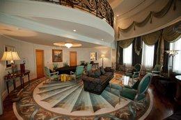 Фото Панорамный люкс - гостиница Донбасс Палас, Донецк