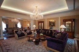Фото-2 Президентский люкс - гостиница Донбасс Палас, Донецк