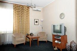 Фото номер Люкс - гостиница Мелодия, Красноармейск