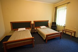 Фото номер Стандарт - гостиница Посейдон, Мариуполь