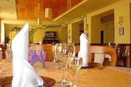 Фото ресторан - гостиница Ялынка, Вышков