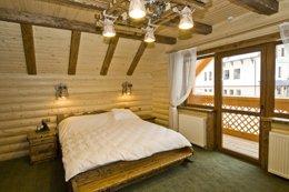 Фото номер стандарт в коттедже - комплекс отдыха Медвежья гора, Яремче