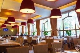 Фото ресторан в СПА отеле Романтик, Яремча