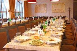Фото-2 ресторан в СПА отеле Романтик, Яремча