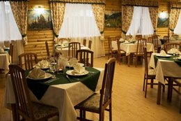 Фото ресторан - отель Водоcпад, Яремча