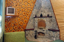 Фото-2 номер люкс с камином - комплекс отдыха У Ярослава, Яремче