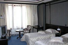 Фото номер Супериор Twin - отель Рейкарц Атташе Киев, Киев