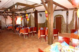 Фото-2 Ресторан - гостиница Старый замок, Коблево