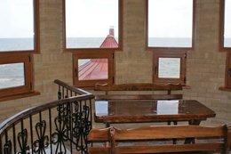 Фото Кафе - гостиница Старый замок, Коблево