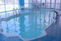Фото-2 бассейн - Гостиница Эдем, Затока
