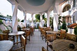 Фото кафе - отель Вилла Касабланка, Затока