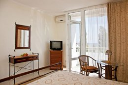 Фото-2 номер VIP - отель Вилла Касабланка, Затока