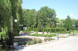 Фото парк - санаторий МЦР железнодорожников, Хмельник