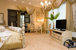 Фото номер Президентский люкс - гостиница Фериде, Винница