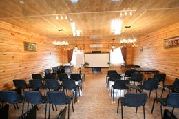 Фото конференц-зал - база отдыха Галицкий двор, Свитязь