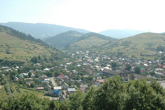 Отдых в Межгорье, Карпаты