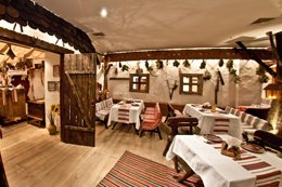Фото ресторан Корчма - гостиница Интурист, Запорожье