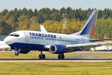 Фото самолет Boeing-737 авиакомпании Трансаэро
