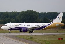 Airbus A320 авиакомпании Yanair
